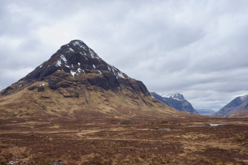 Glencoe. Stirring scenery